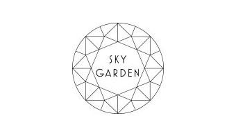 sky garden london logo