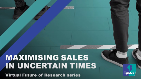 Maximising Sales in Uncertain Times